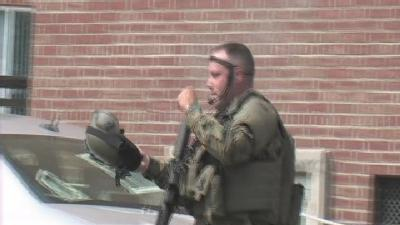 Standoff At Veterans Hospital Ends With Arrest