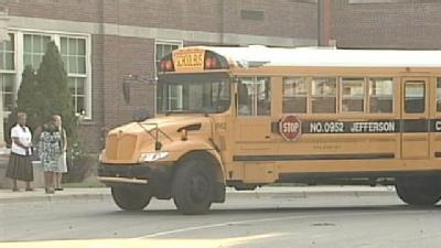 JCPS: 1st Morning Gets Off To Smooth Start