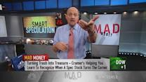 Always own something speculative: Cramer