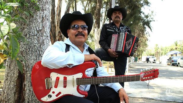 Musical Tributes for Mexico's Dead