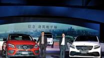 車壇直擊-全新Mercedes-Benz SUV家族霸氣登場