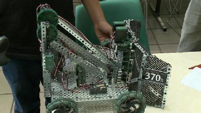 Future On Display At Robotics Competition