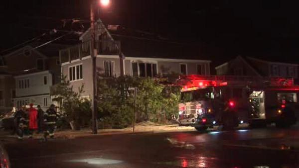 Long Beach Island house fire leaves 1 dead