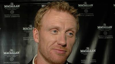 Kevin McKidd Dishes On Directing A 'Silly' Episode Of 'Grey's Anatomy'