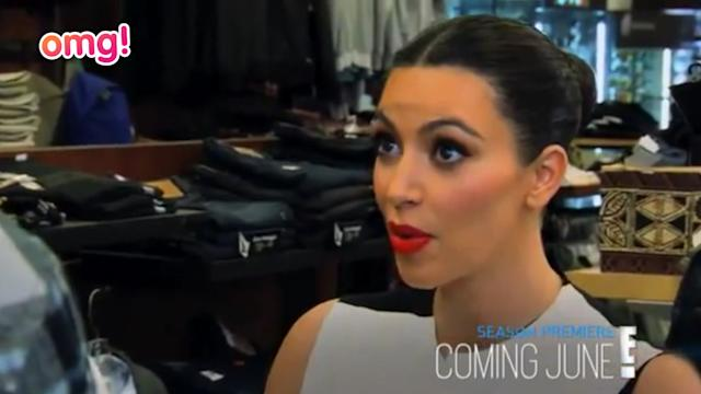 Boy or girl for Kim + Kanye? We'll find out soon!