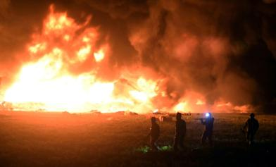 駭人85慘死「身上著火尖叫」
