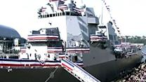 USS Michael Murphy commissioned in NYC
