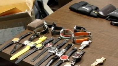 $80,000 In Stolen Jewelry Recovered