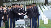 Major General Greene is laid to rest