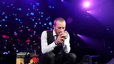 Coldplay new song live, Don Quixote!
