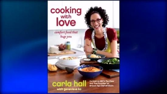 Carla Hall shares her food secrets with the world
