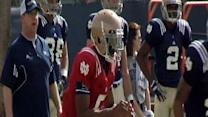 Raw: Notre Dame Practices for BCS Championship