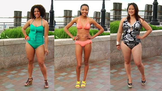 The Thread, Bathing Suits for Your Body