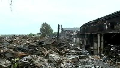District Moves Ahead After Fire