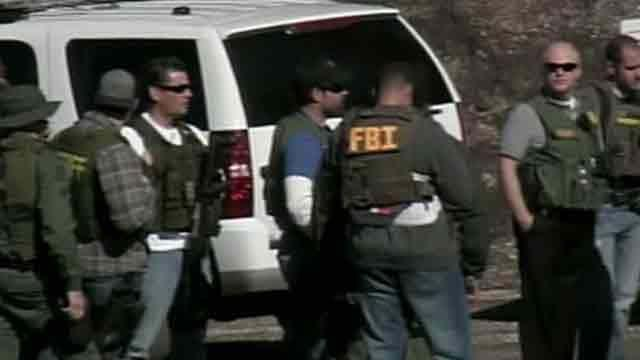 Manhunt for ex-cop shifts to Big Bear Lake