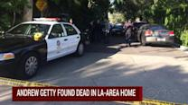 Andrew Getty's grandson found dead in LA home