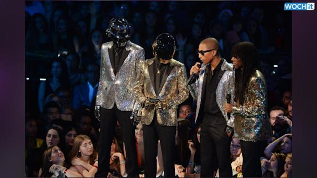 Stevie Wonder And Daft Punk At The Grammys?
