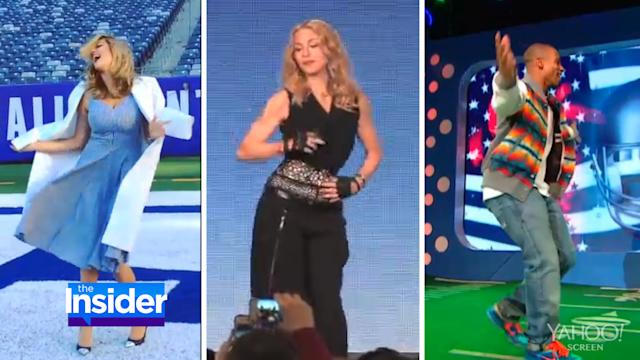 Kate Upton Nails Victor Cruz's Victory Dance to the Delight of the Internet