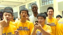 Harrison Barnes in China