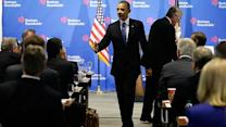 Obama lobbies big business as 'fiscal cliff' looms