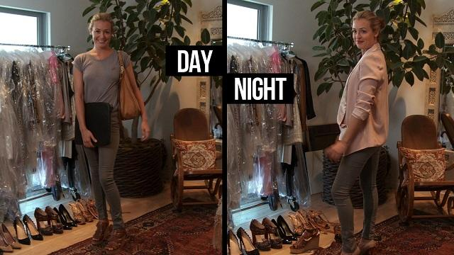 How to Take a Look from Day to Night, Part II