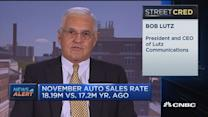 Bob Lutz: How a rate hike will impact auto sales