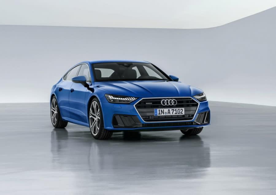 旗艦語彙跑格注入,Audi新世代A7讓房車、跑車界限不再清晰