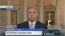 House Majority Whip on fixing Obamacare