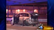 Crash near O'Hare kills 1 on Manheim, injures another