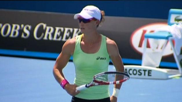 Stosur looks to end home soil hoodoo
