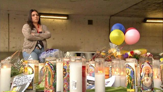 Burbank crash: Mourning students return to school, remember victims
