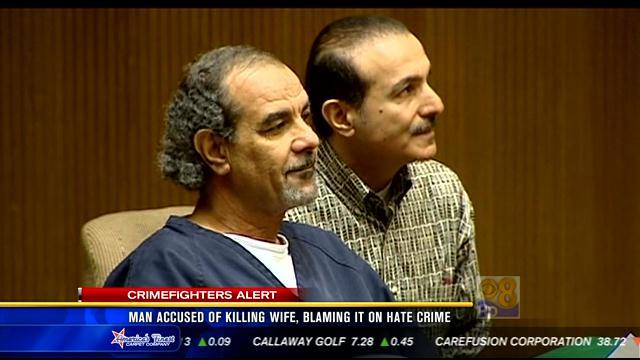 Iraqi-American man accused of killing wife