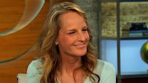 "Oscar nominee Helen Hunt on role as sex surrogate in ""The Sessions"""