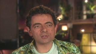 Scooby Doo Soundbites: Rowan Atkinson-Mondavarious-On His Role