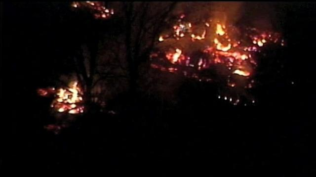 Homes Leveled in Kentucky Gas Explosion