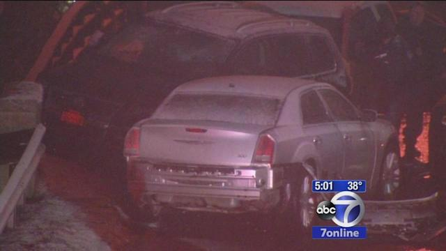 Commuters should prepare for slick and dangerous roads