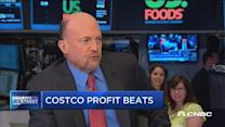 Cramer: This is why Costco is trading higher
