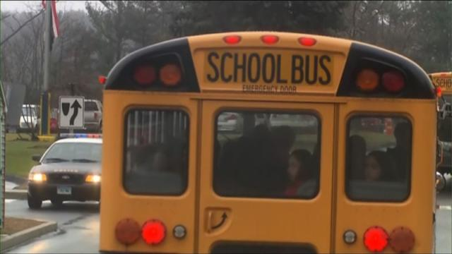 School restarts in Newtown, but not for survivors