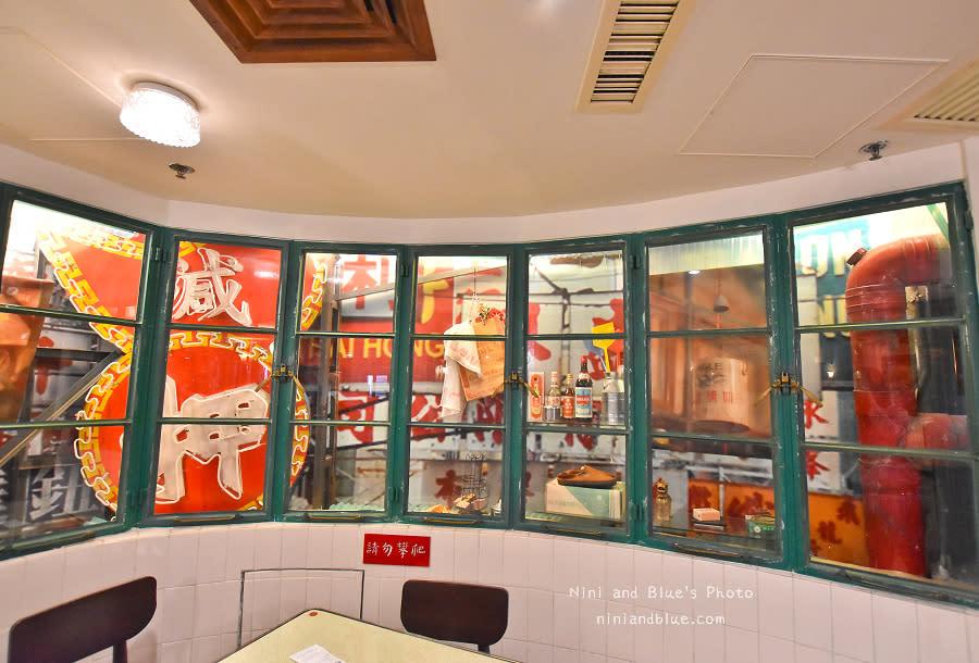 香港中環復古茶樓星巴克09
