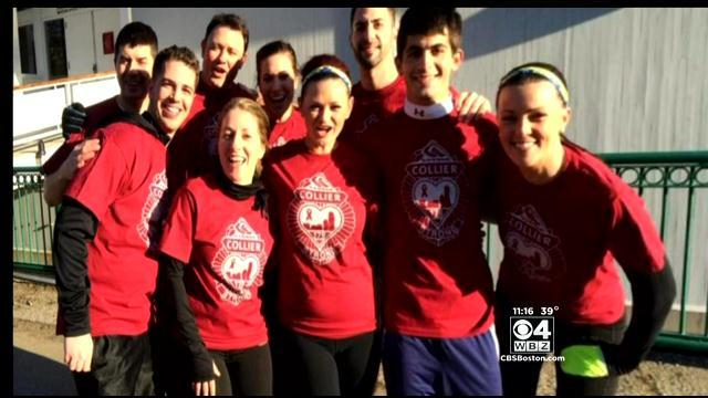 Inspired By MIT Officer, Team Collier Strong Will Run Boston Marathon