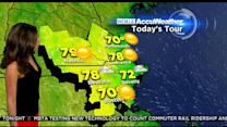 WBZ AccuWeather Morning Forecast For May 6