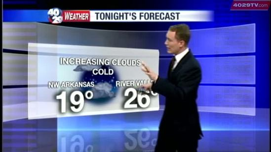 Darby's Weather Webcast, March2