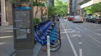 NYC bike share program officially under way
