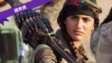 IS怕女戰士 最大夢魘是她們
