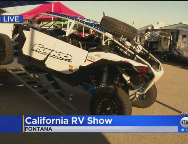 California Rv Show >> California Rv Show Comes To Fontana