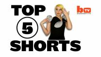 Top5Shorts: Swollen Head Baby, No Limbs but No Limits, Cute Jaguar Cub and more...