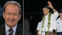 Obama says 'Aloha' from the fiscal cliff
