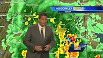 Flood watches, warnings in effect due to heavy AM showers