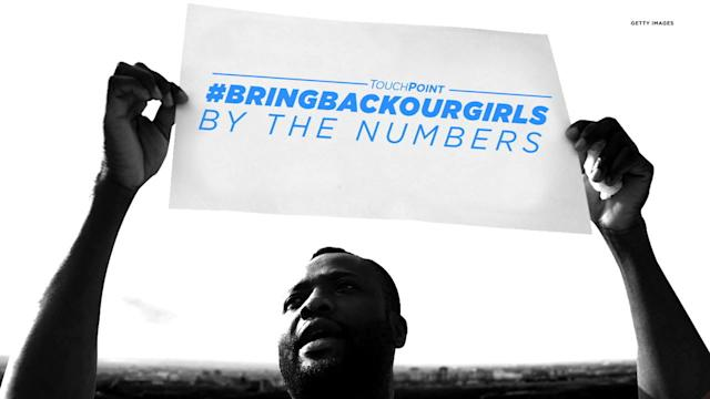 #BRINGBACKOURGIRLS BY THE NUMBERS