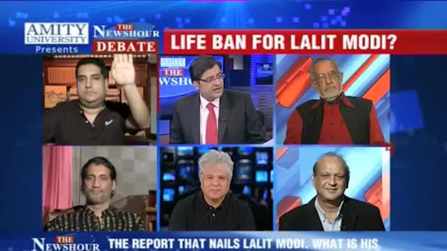 Debate: BCCI nails Lalit Modi - 2